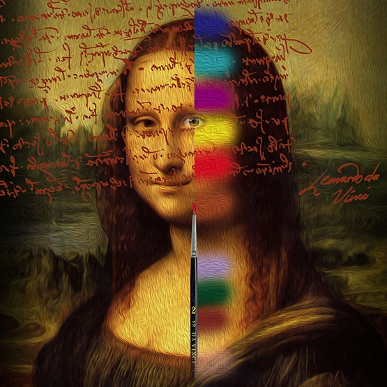 Magic Mona Lisa